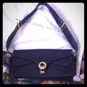 Marc by Marc Jacobs patent bag